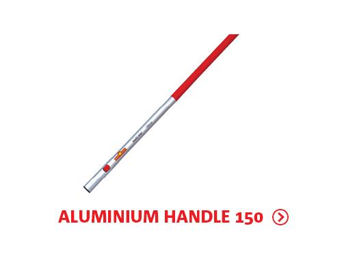 Aluminium Handle 150cm