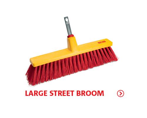 Large Street Broom