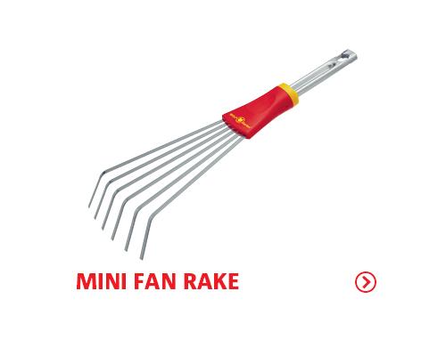 Mini Fan Rake