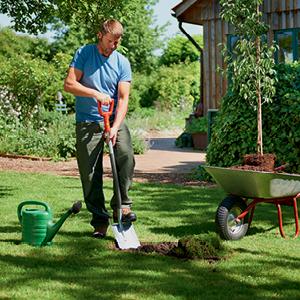 Choosing the right spade