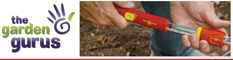 Versatile, space saving garden tools from WOLF-Garten